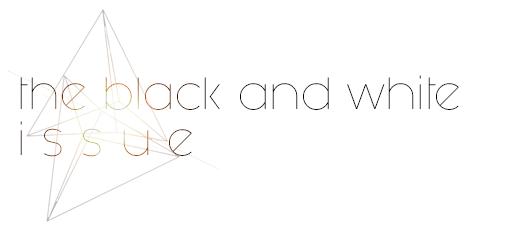 BLACK AND WHITE URBANCREASE